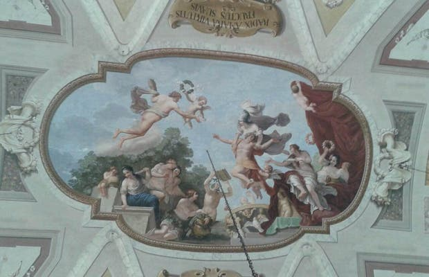 Biblioteca roncioniana