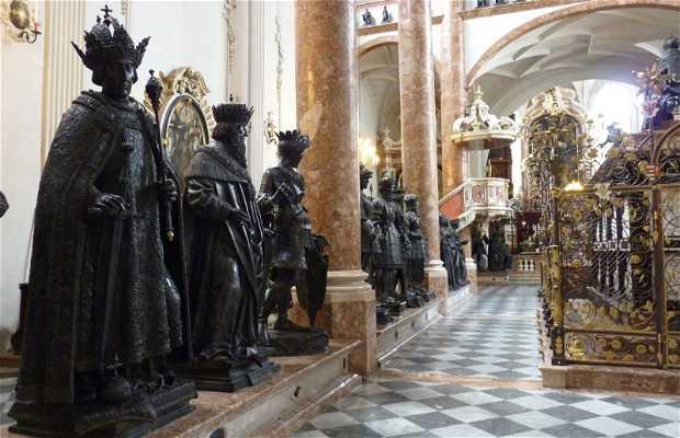 Igreja da Corte - Mausoléu do Imperador Maximiliano I