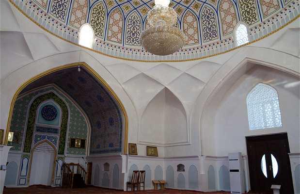 Mezquita del califa Khudoydod