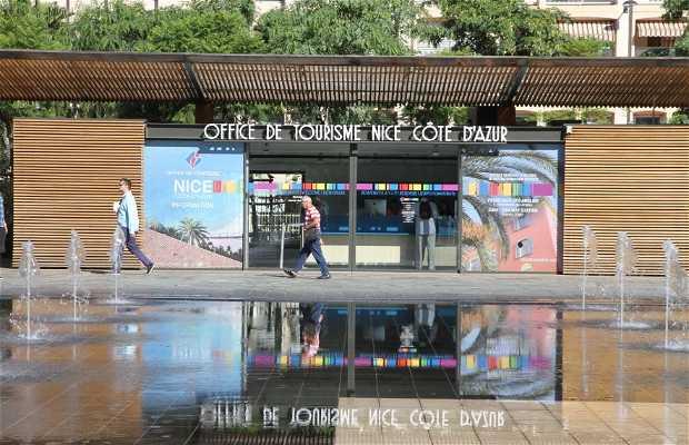 Oficina de Turismo de la Promenade du Paillon