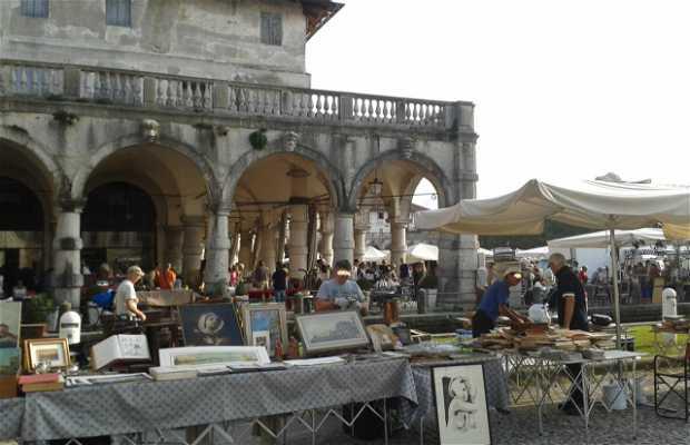 Mercatino dell'antiquariato Piazzola sul Brenta
