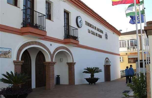 Tenure of mayorship of the Cala de Mijas