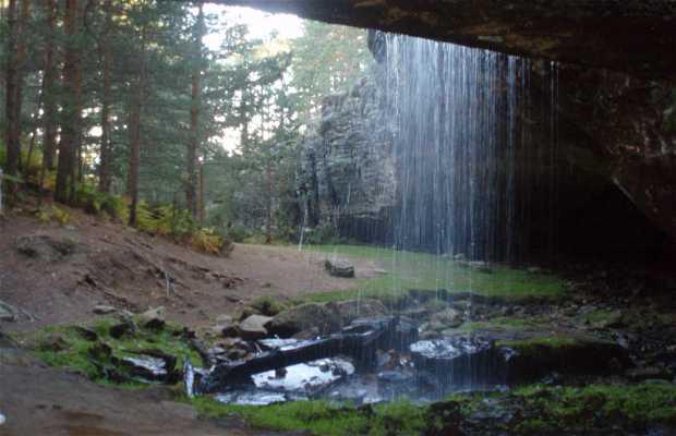 Serene cave