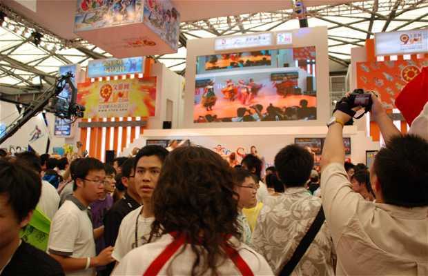 Centro de Exposiciones de Shanghai