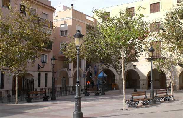 Place Mayor del Raval