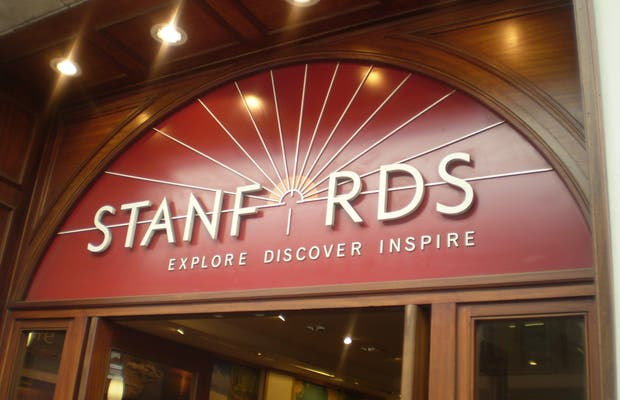 Stanfords Bookstore