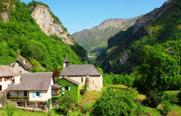 Borce (Aspe valley)