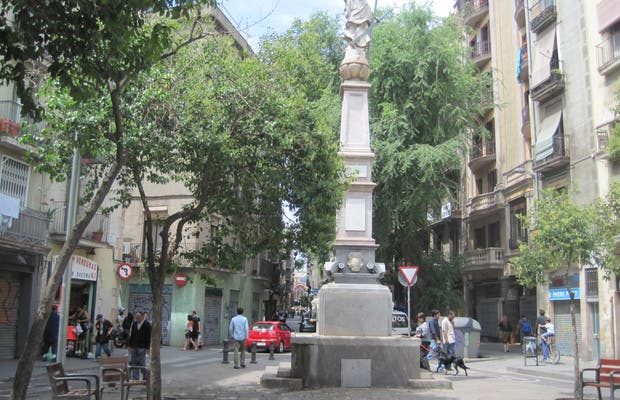 Plaza del Pedró