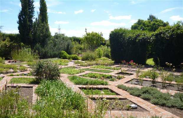 Jardin Botanico de Cholula
