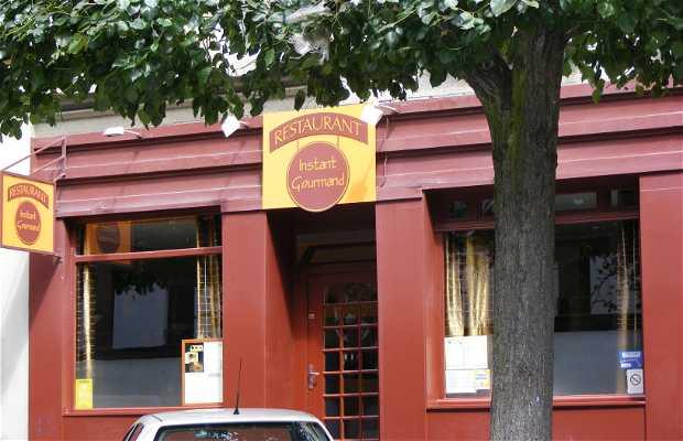Restaurante Instants gourmands