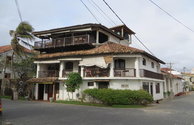 Restaurante & Guest House Fort Dew