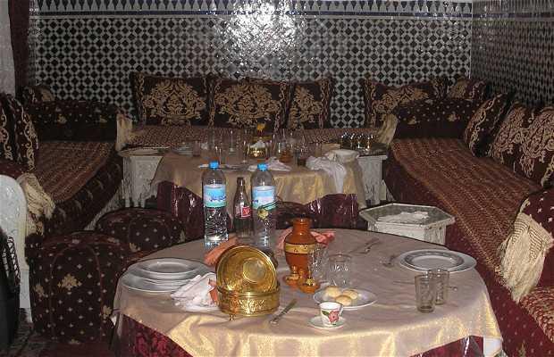 Salon de thé Dar Mimoun