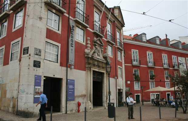 Museo de Artes Decorativas (Palacio Azurara)