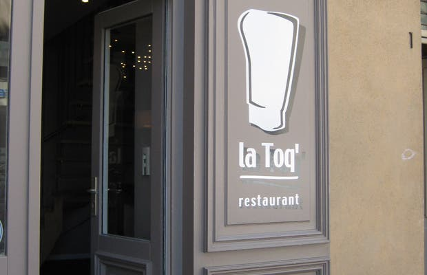 Le restaurant la Toq'