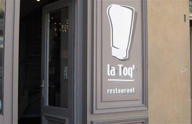 Restaurant la Toq'