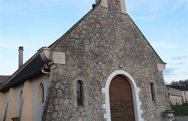 Chapelle de la Rivière de Mansac