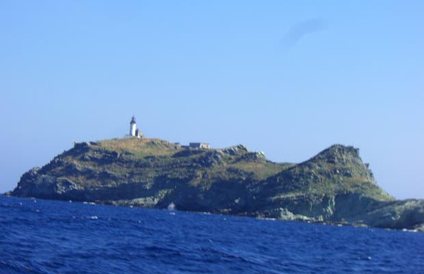 Isla Giraglia