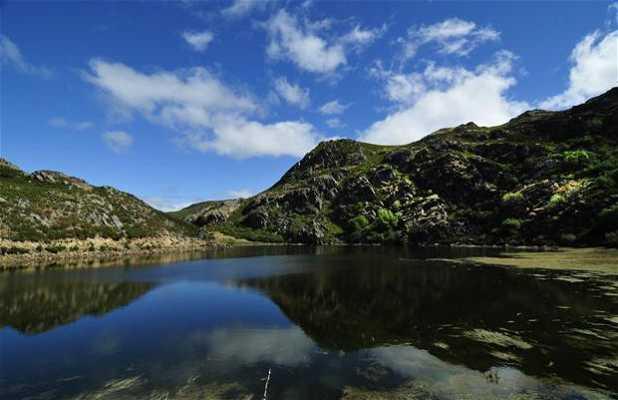 Senderismo en Lagoa de Ocelo