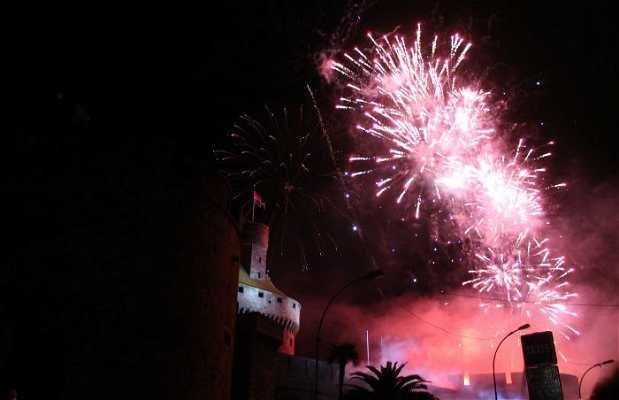 14 de julio en Saint-Malo
