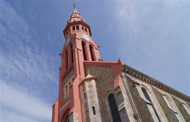 L'église de Saint-Lyphard