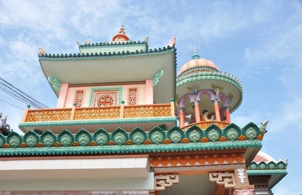 Pagoda Tay An