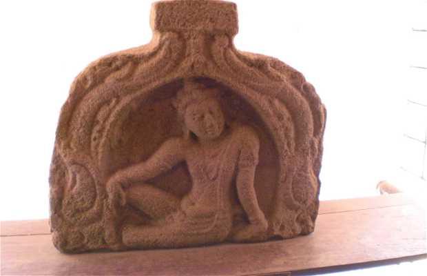 Isurumuni Rajamaha Viharaya Museum