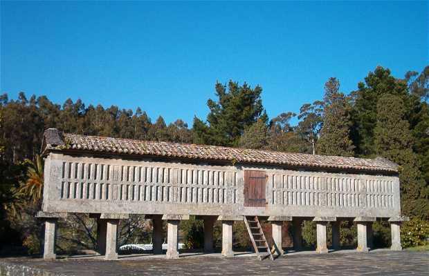 Los Horreos de Galicia