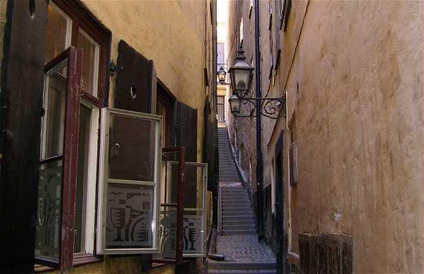 Marten Trotzigs Gränd - La calle más estrecha