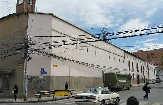 Prisión de San Pedro