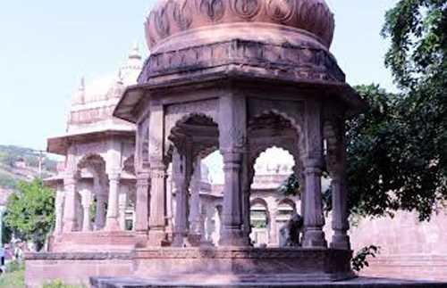 Tumba del Maharaja Gaj Singh