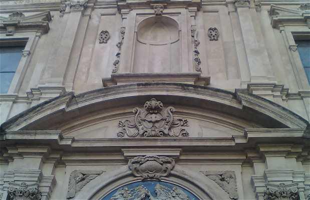 Iglesia Ognissanti