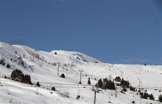 Porté-Puymorens estación de esquí