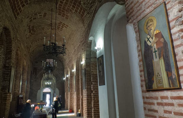 Igreja de Santa Sofia - Sveta Sofia