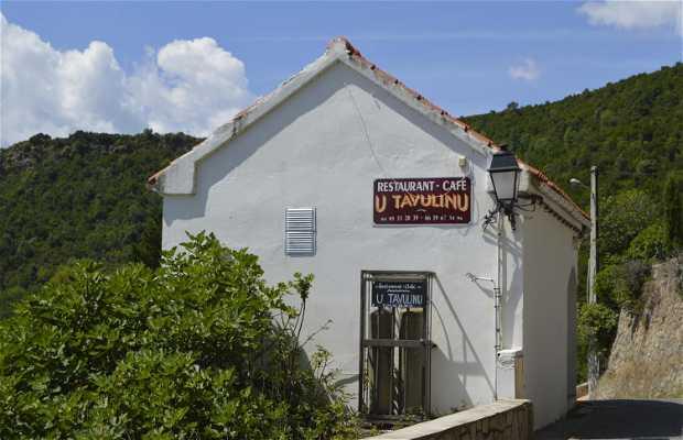 Restaurante U Tavulinu