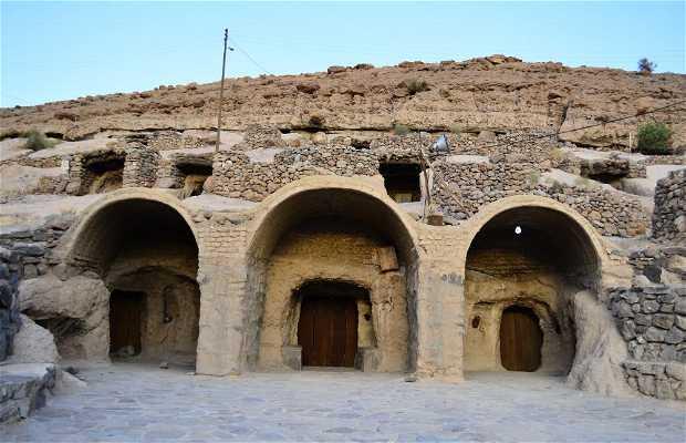 Pueblo de Meymand