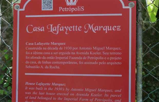 Casa Lafayette Marquez