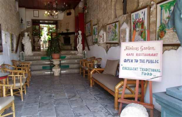 Taverna Kirinas. Hotel-Restaurante