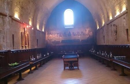 Refectorio de los monjes