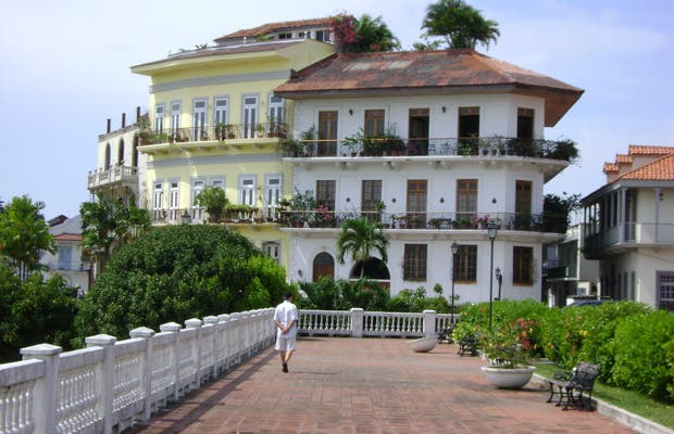 Panama City Historic District