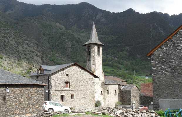 Iglesia de Sant Climent d'Àreu