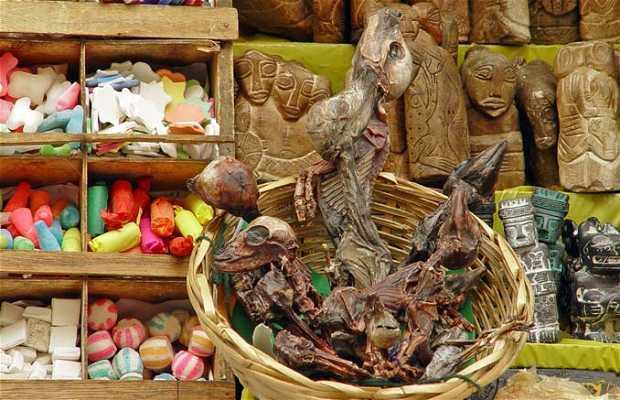 Mercado de Hechicería (Mercato della stregoneria)