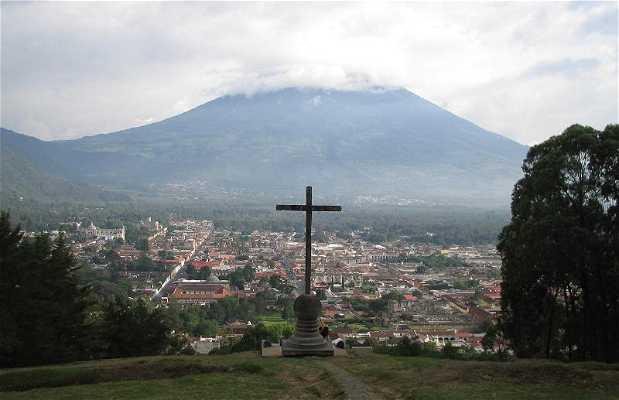 Cerro de la Cruz di Antigua