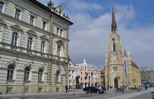 Iglesia catolica de Novi Sad