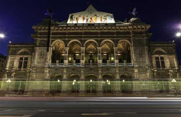 Opéra National de Vienne