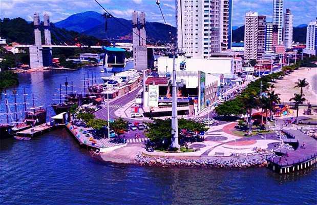 Teleférico Parque Unipraias