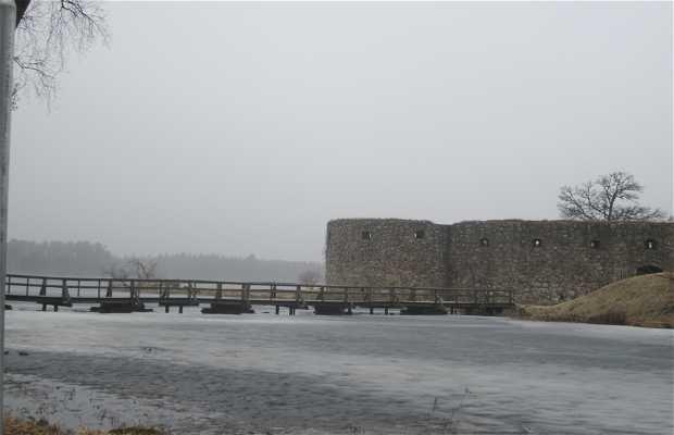 Ruinas del castillo Kronoberg