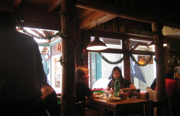 Pizza's Cafe di Bariloche