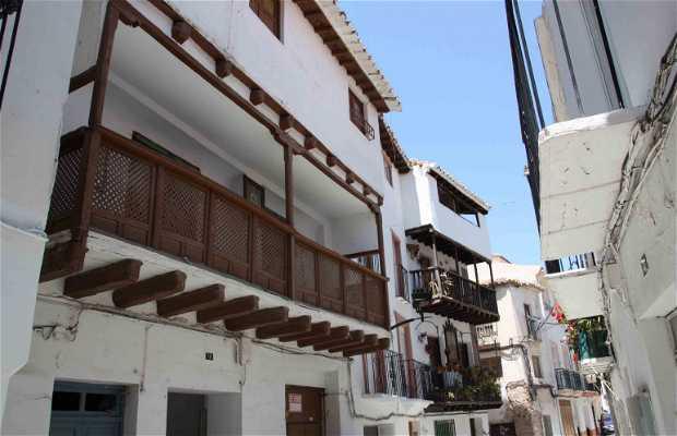 Barrio de San Juan (Arrabal del Argedid)