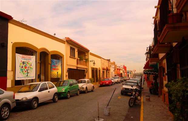 Old Town Monterrey