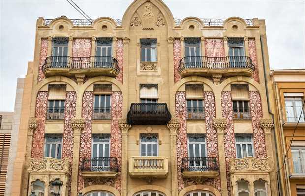Casa Punt de Ganxo - 1902